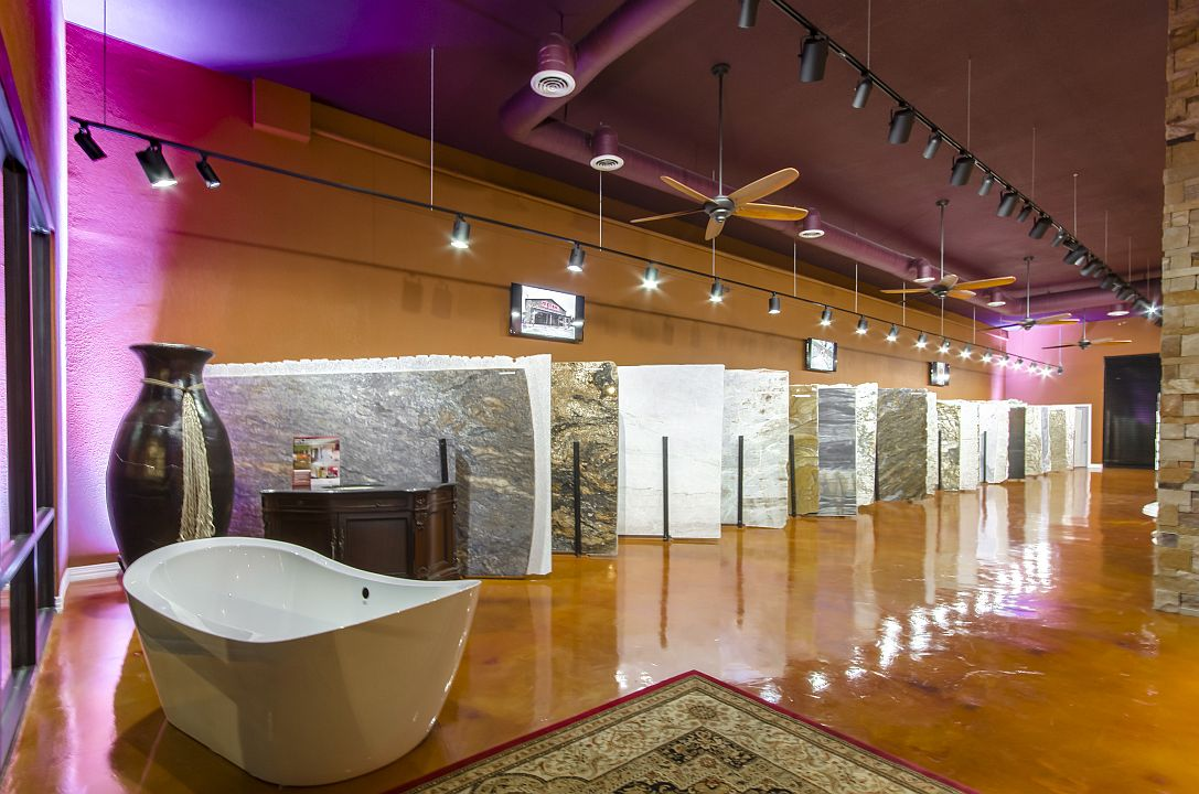 Take A Virtual Tour Of Our Granite Showroom It 39 S Your Floor Iyf Granite Remodeling
