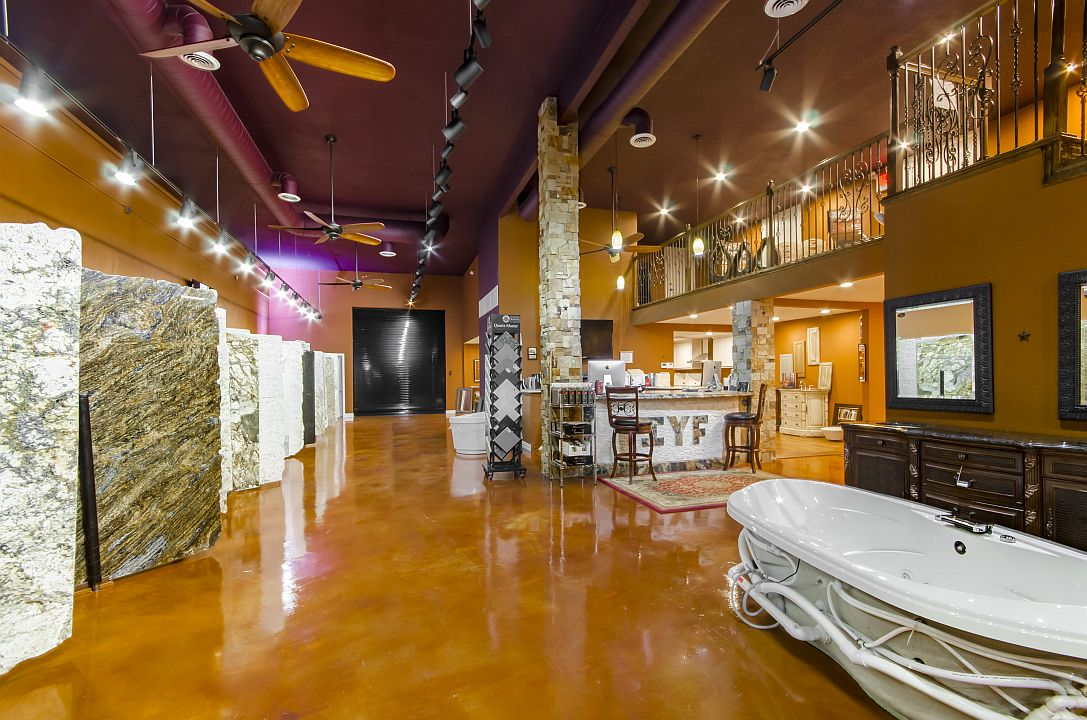 Take A Virtual Tour Of Our Granite Showroom It S Your