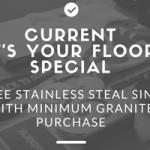 Current It's Your Floor Special
