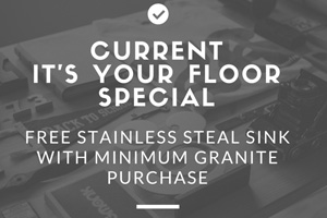 Current It's Your Floor Special
